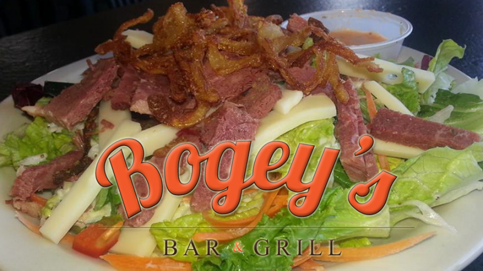 Eat at Bogey's